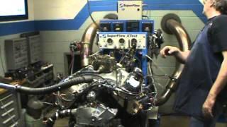 First start- TSP 470ci Iron Head Buick
