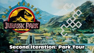 Rick Carter's Jurassic Park (An Illustrated Audio Drama) - Second Iteration: Park Tour