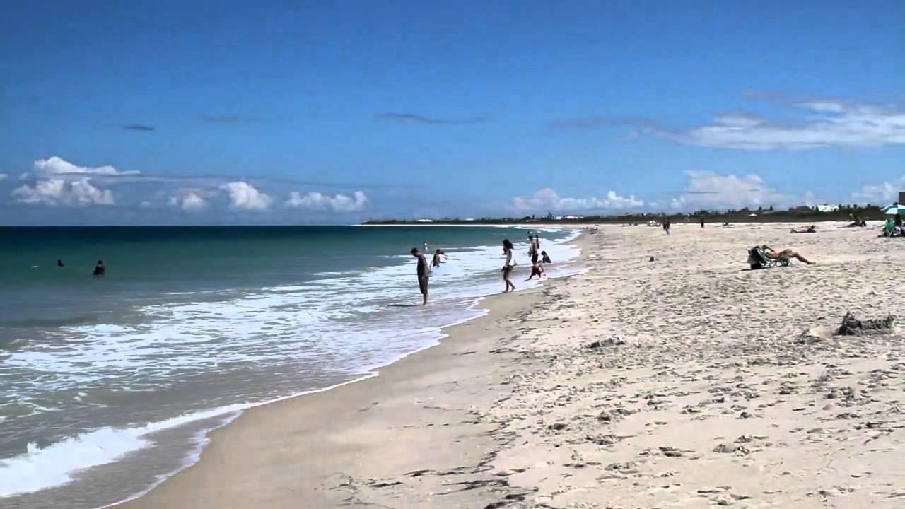 Vero Beach - South Beach Park - YouTube