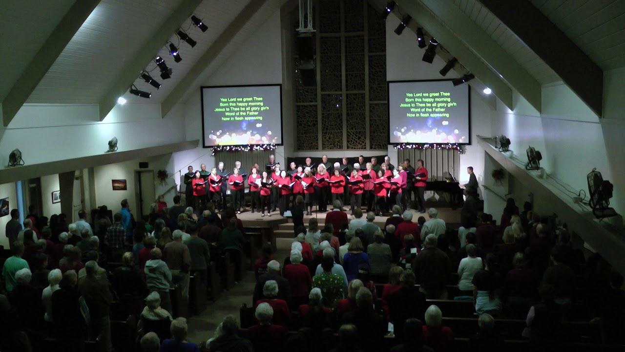 "Download ""O Come, All Ye Faithful"" (Traditional Carol), PBCC Choir Chirstmas Concert"