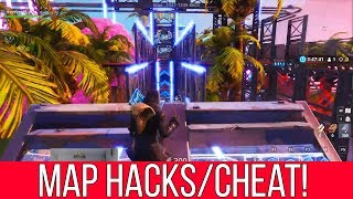 How to hack Splash In, Aquatic Parkour Map (by kiwi) and win - Fortnite creative maps