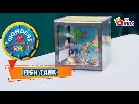 Fish Tank - Wonders Of Craft - LIV Kids