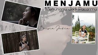 Gambar cover Brisia Jodie - Menunggu Jadi Pacarmu (Menjamu) cover VIRZA