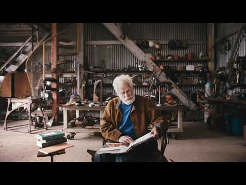 Mark di Suvero reads Poetry