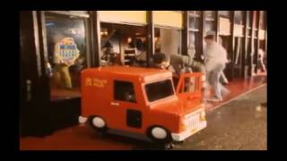 """Coin Operated Kiddie Rides in """"Mind The Baby, Mr Bean"""" (1994)"""