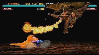 [TAS] Tekken 3 - Gon