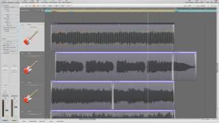 УРОК  Квантизация аудио в Logic Pro 9