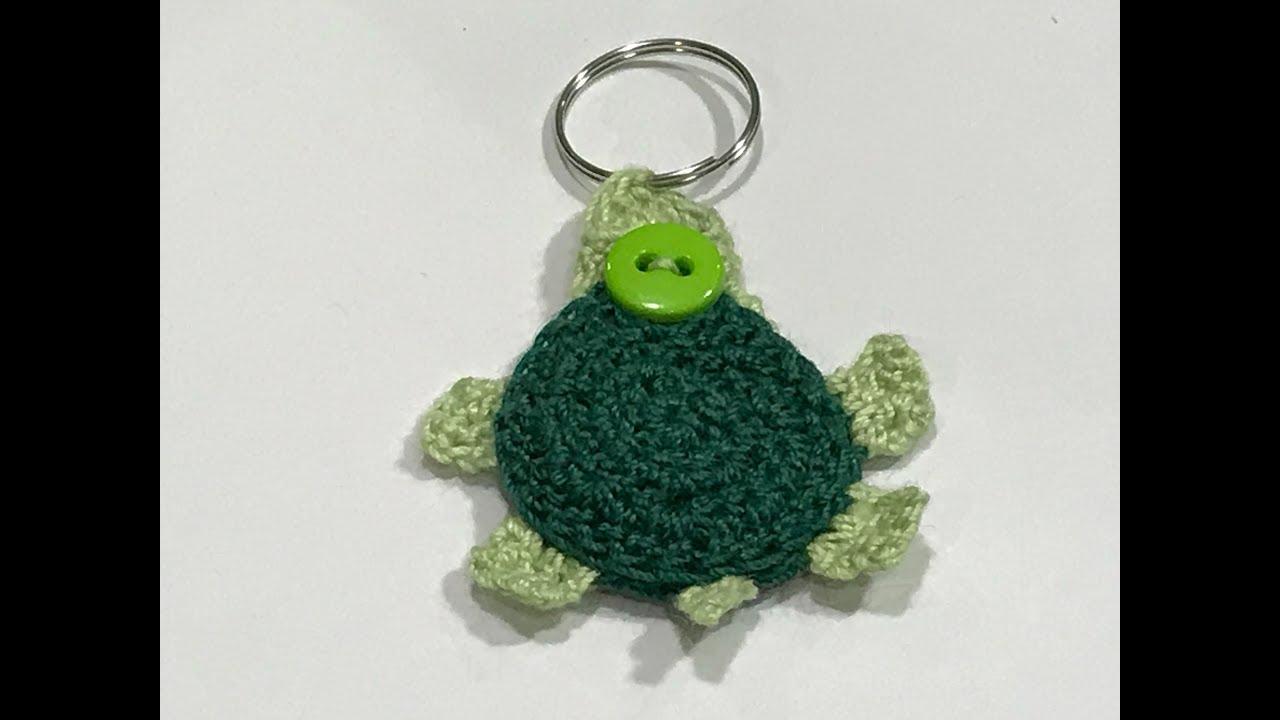Turtle keychain, keychain crochet, crochet turtle, cute keychain ... | 720x1280