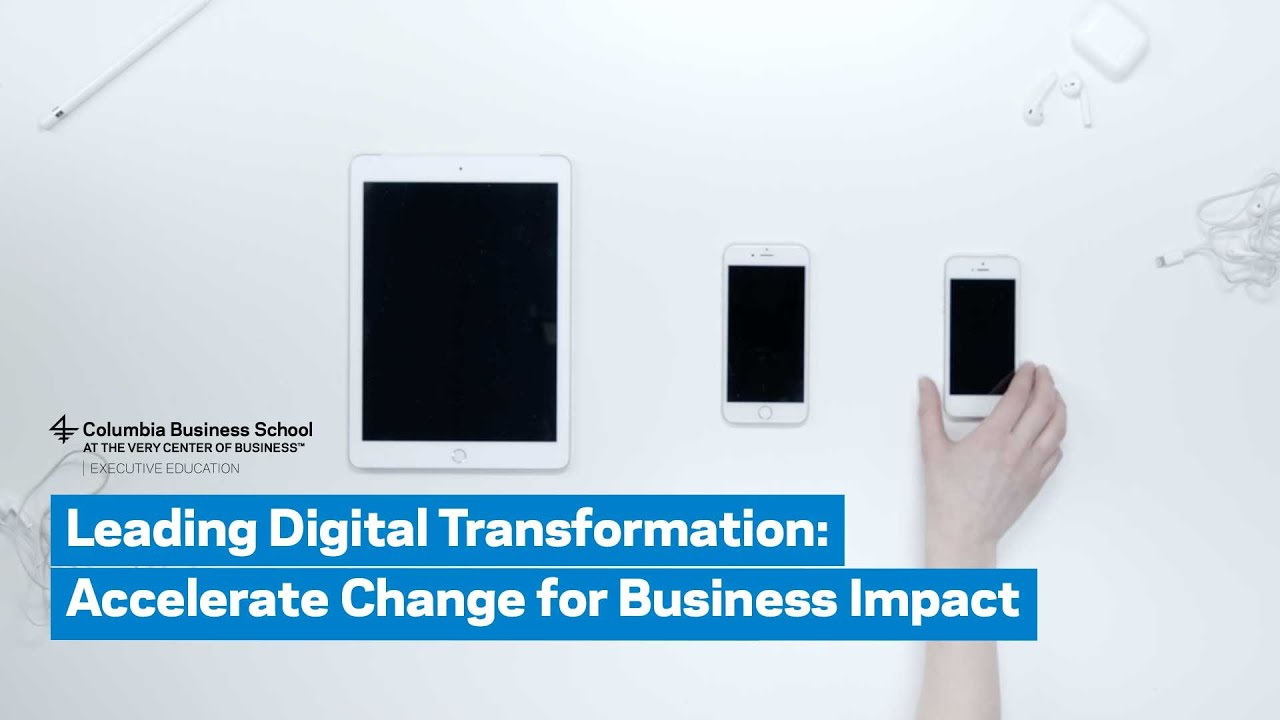 Leading Digital Transformation: Overview