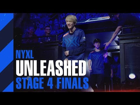 NYXL OVERWATCH LEAGUE STAGE 4 FINALS | UNLEASHED thumbnail