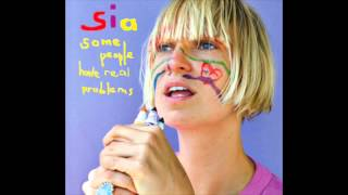 Sia - The Girl You Lost To Cocaine (lyrics in description)