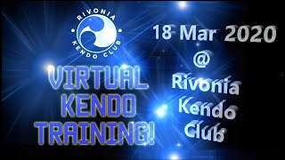 RKC Virtual Training Session on Wednesday, 18 Mar 2020