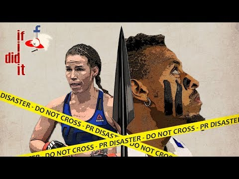 If I Did It: UFC Fires Leslie Smith, Hires Greg Hardy
