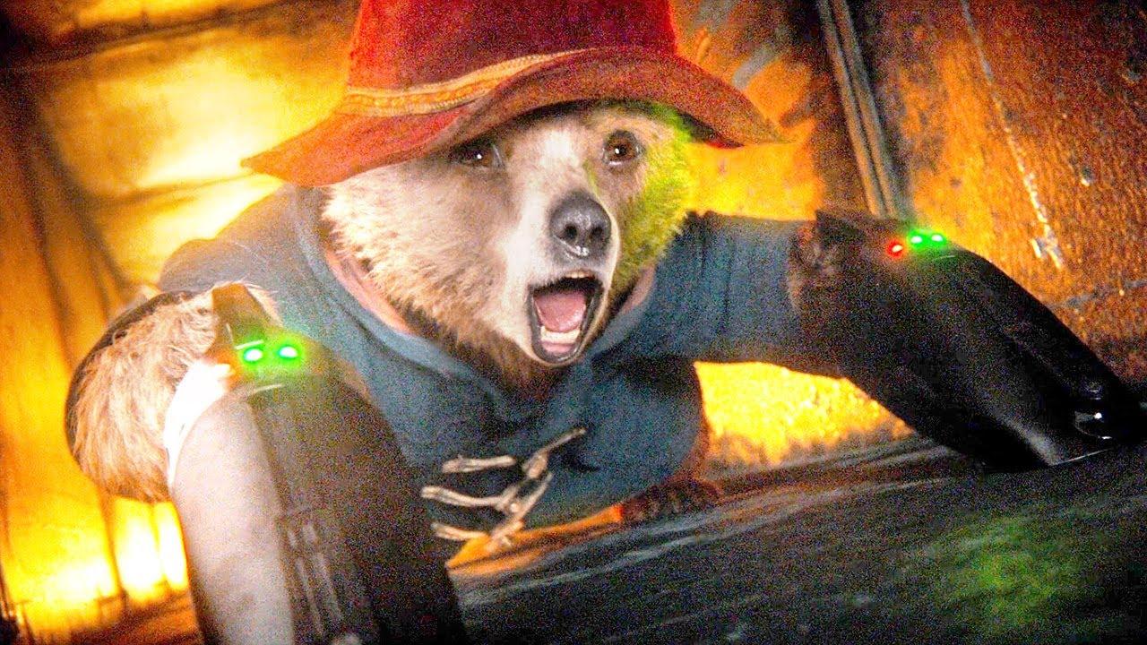 女馆长抓小熊做标本,不料小熊智商逆天,还有家人相助!