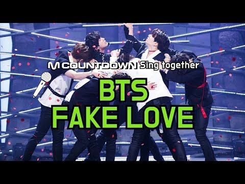 [MCD Sing Together] BTS - FAKE LOVE Karaoke ver.
