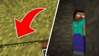 O GUETO TÁ MUITO ASSUSTADO COM ISSO! Minecraft