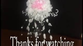 Ly Handmade Vn  làm hoa từ giấy vệ sinh. 4 Toilet Paper Flowers Tutorial