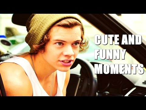 Harry Styles Cute And Funny Moments 2016
