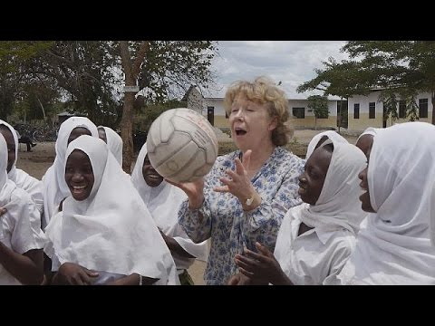 WISE choice: Ann Cotton transforms African girls' lives through education - learning world
