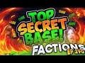 Minecraft Factions #290 - TOP SECRET BASE?! (Minecraft Raiding)