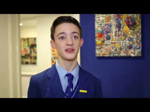 Kyle Stevens - The Stage Scholarships 2016 (Italia Conti Academy of Theatre Arts)