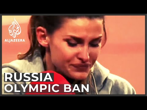 Russia faces Olympic ban from World Anti-Doping Agency