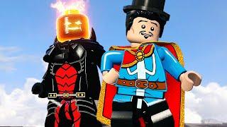 ДОКТОР СТРЭНДЖ в LEGO Marvel's Avengers (DLC)