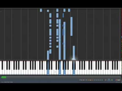 Synthesia Thank You Led Zeppelin Piano Youtube