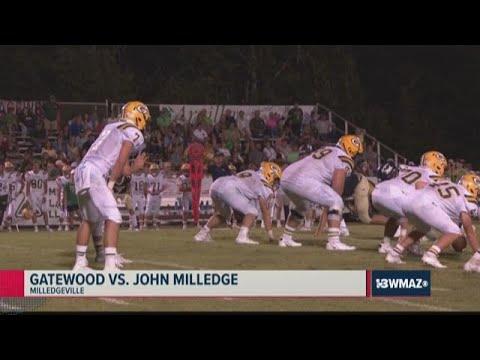 Gatewood Schools vs. John Milledge Academy 2019 Georgia high school football highlights