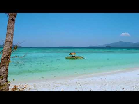 4K Beach Screensaver