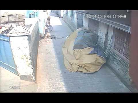 Blast in Sahkuti Mughal Sarai