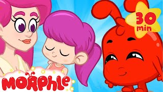 Morphle Meets A Mermaid - My Magic Pet Morphle | Cartoons For Kids | Morphle TV | Kids Videos
