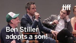 Ben Stiller Adopted Austin Abrams (Just Don't Tell His Parents) | TIFF 2017