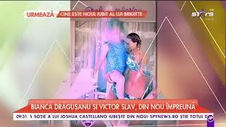 Bianca Drăguşanu şi Victor Slav din nou împreună? Cei doi au plecat împreună în vacanță
