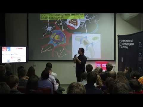 Lecture 2045 / From neuroprostheses to full emulation of the brain and towards Avatar C