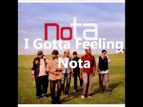 I Gotta Feeling (Nota)