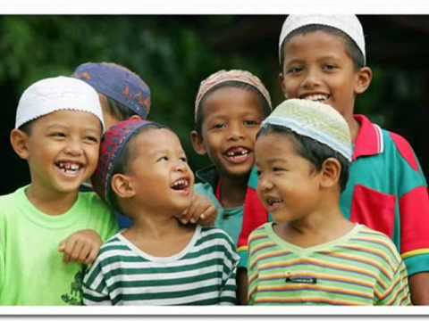 Beautiful Nasheed: Sing Children of the World (Love it)