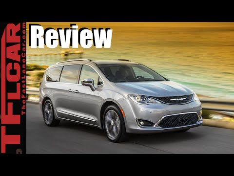 2017 Chrysler Pacifica First Drive Review: Chrysler Reboots the Original Minivan