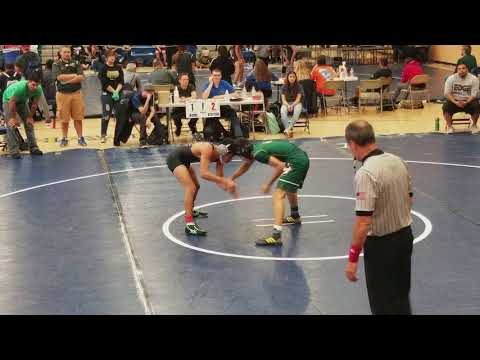 Diego Oliverio Horizon HS Wrestling