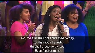 """My Help"" - Brooklyn Tabernacle Choir, with lyrics"