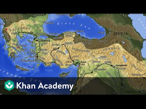 Alexander the Great conquers Persia | World History | Khan A