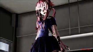{MMD} Smoke and Mirrors-Yuno Gasai