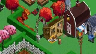 Farmville Designs