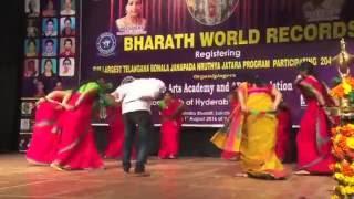 dandiya dance by kukatpally women part 2