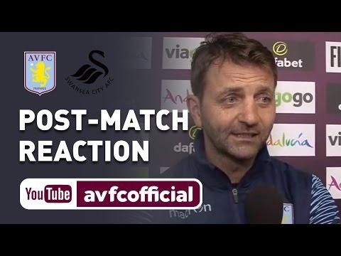Villa 0-1 Swansea AVTV reaction