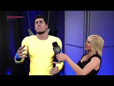 Lets play: WWE MyCareer