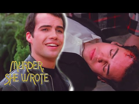Guest Stars - Billy Zane | Murder, She Wrote