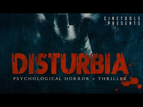 'Disturbia' - Horror & Thriller Sound Effects Samples -  By Cinetools