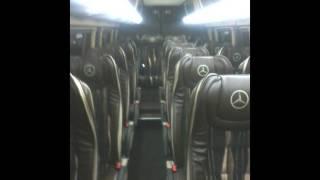 Nowy Mercedes w Pks Zielona Góra