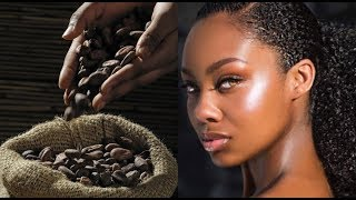 Recettes de masques maison naturels pour hydrater la belle peau brune noire. Santé&Divertissement